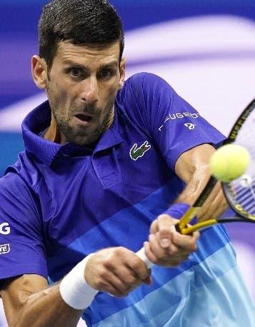 Djokovic enfrentará  Medvedev