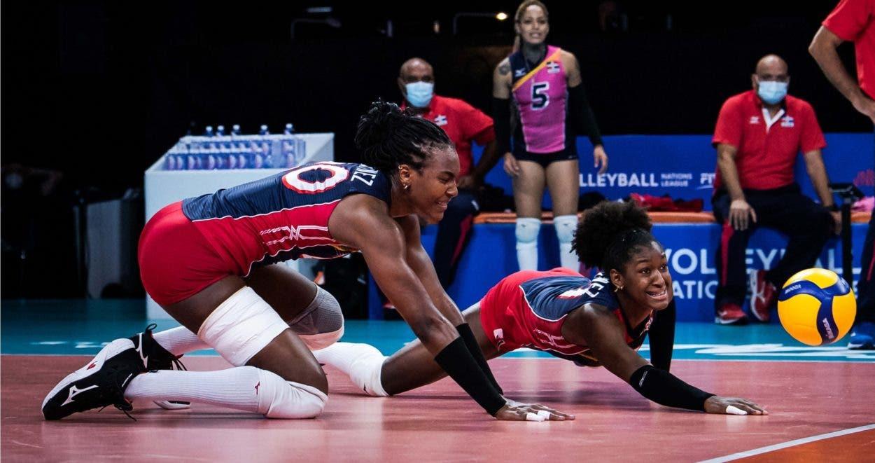 Brayelin y Jineiry presente y futuro del voleibol