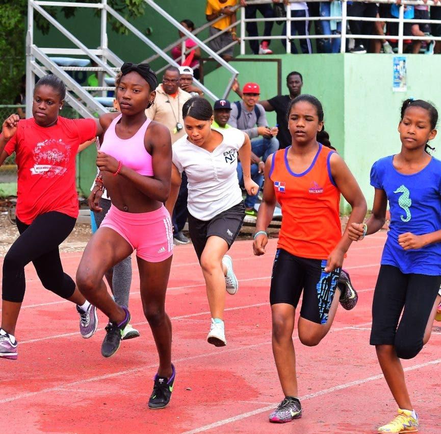 Atletismo: se debe insistir el trabajo en escuelas
