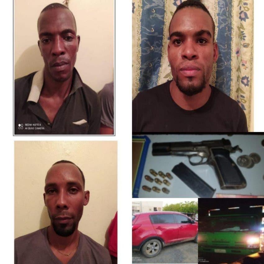 Apresan 4 acusados asaltar camión de refrescos