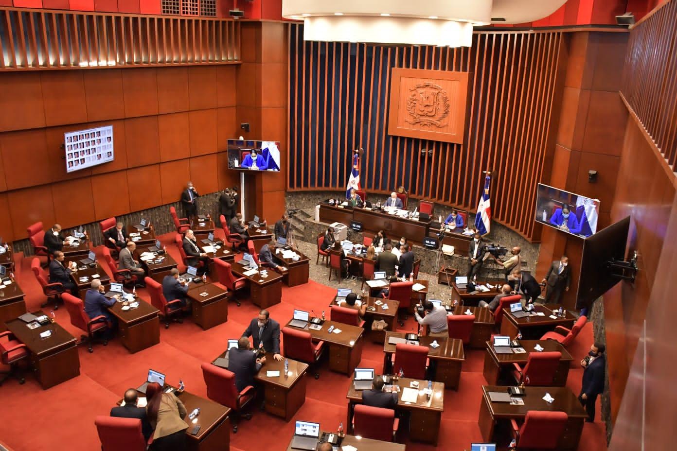 Senado aprueba proyecto de Ley de Vacunas