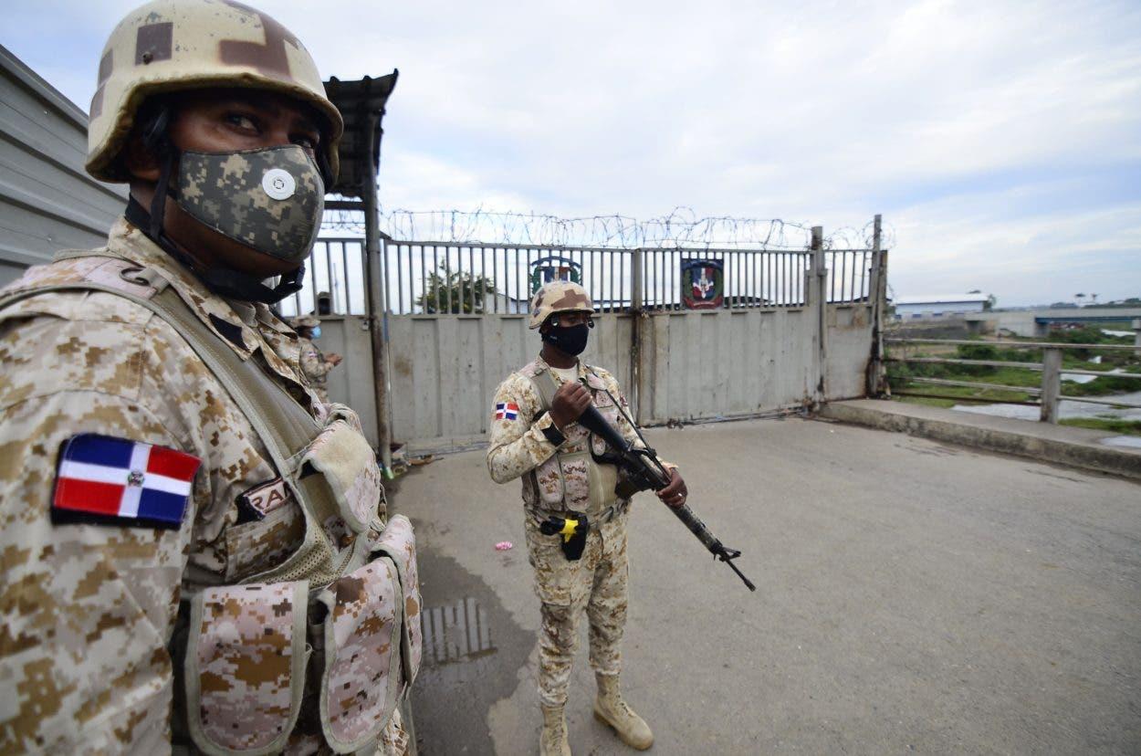Crisis Haití: Control frontera