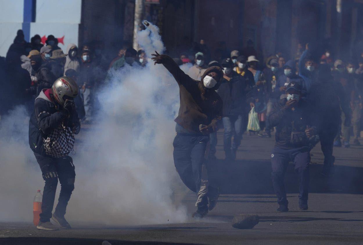Indígenas y cocaleros ponen en jaque al gobierno boliviano