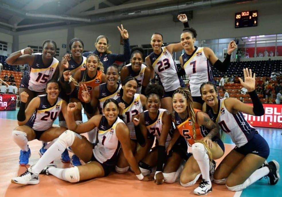 Reinas del Caribe ganan 5to oro Copa Panam