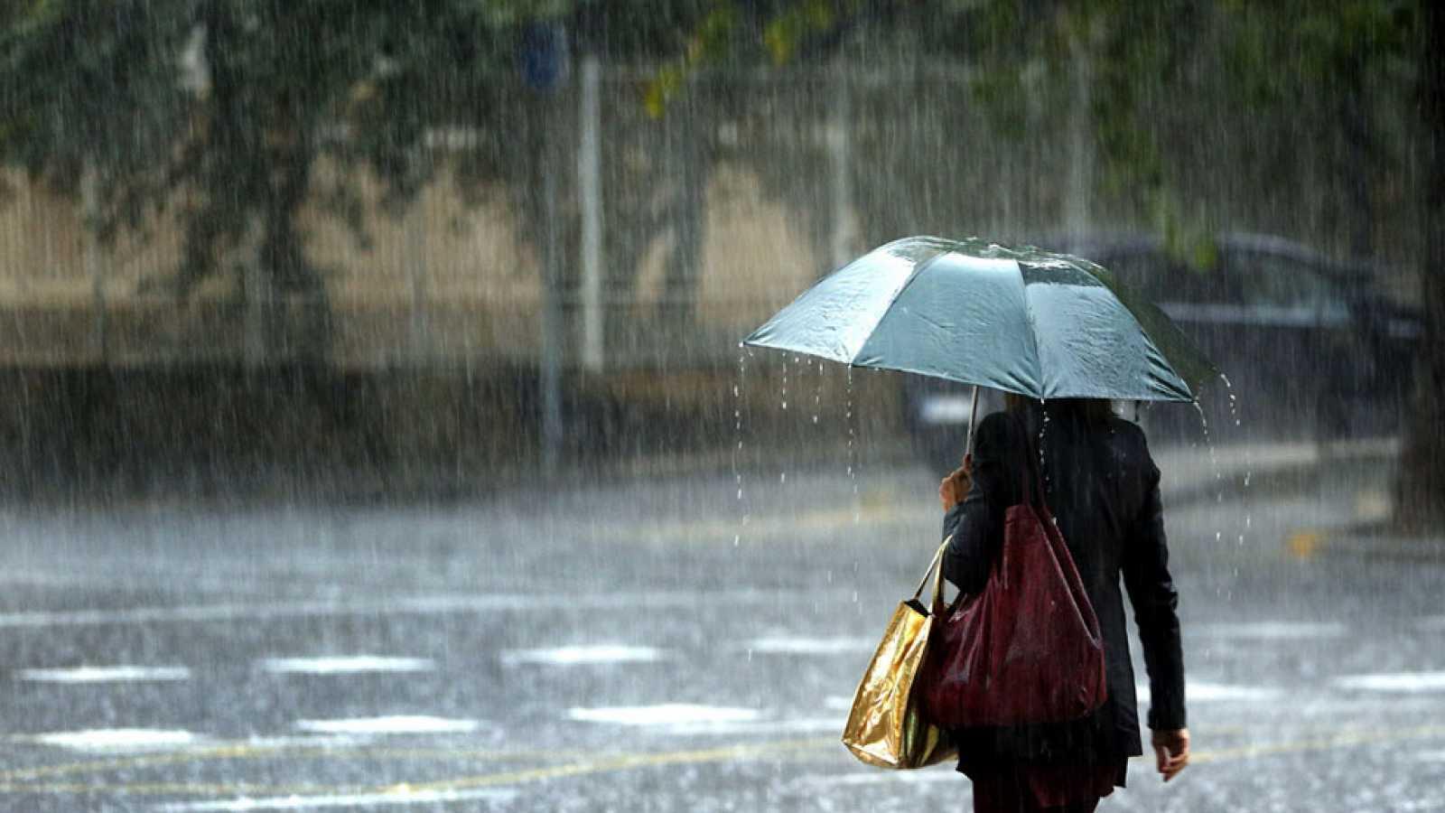 Esta noche pocas lluvias R.D, pero mañana vuelven los aguaceros