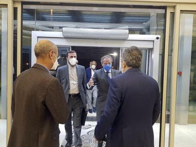 Irán permitirá a inspectores de la ONU instalar nuevas tarjetas de memoria en las cámaras de vigilancia dispuestas en sus principales instalaciones