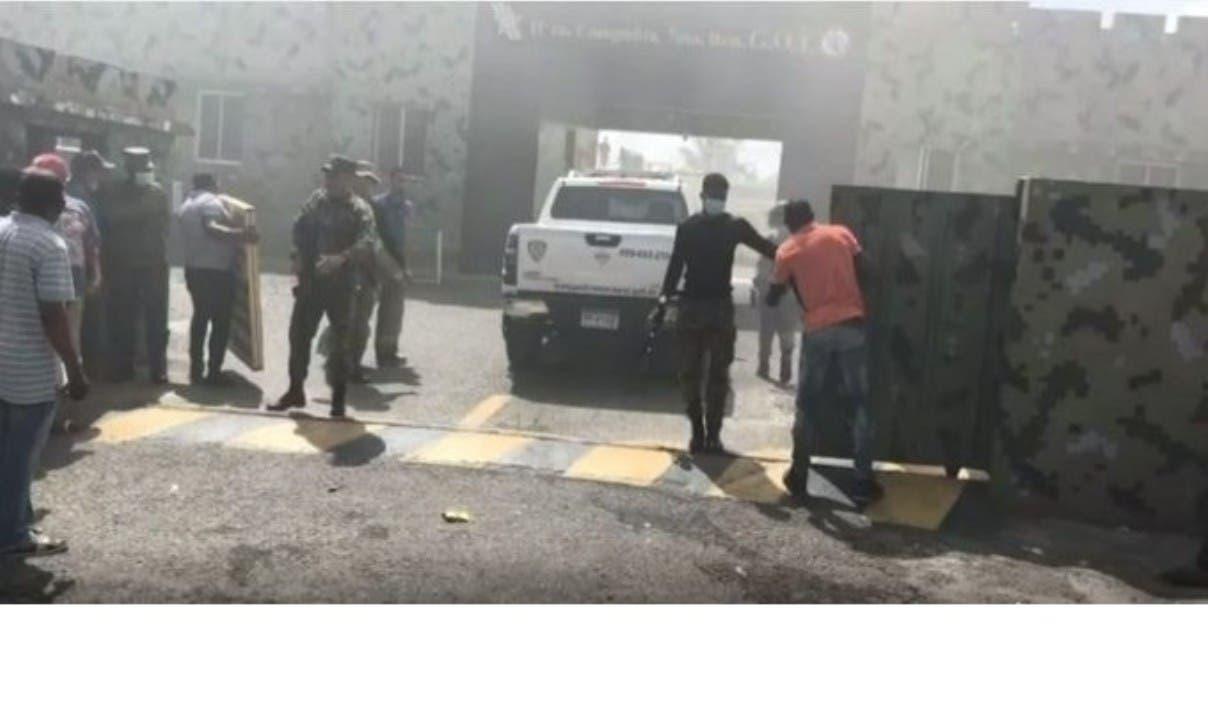 Motín cárcel de Cotuí deja 13 reos heridos