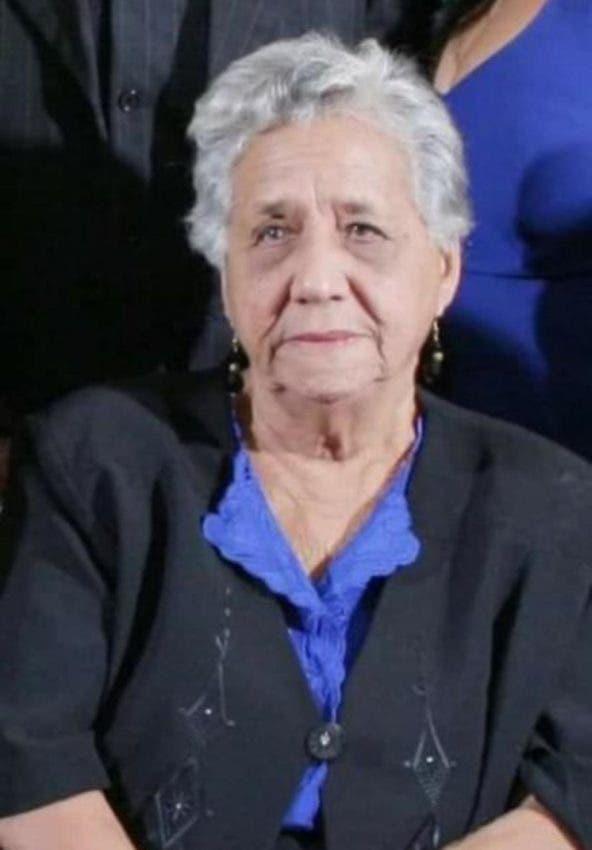Falleció madre de los periodistas Caminero