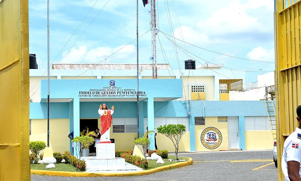 55 internos en aislamiento por covid en Najayo y Rafey de Santiago