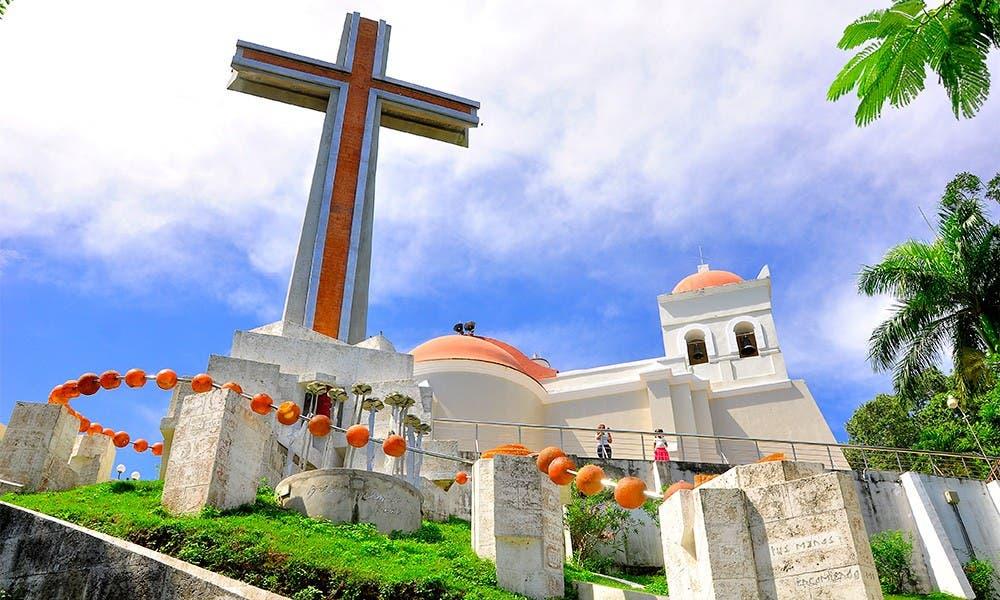 Santuario Las Mercedes, Santo Cerro