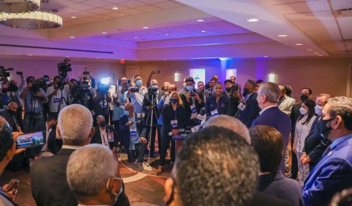Abinader dice todo líos en Haití llega RD