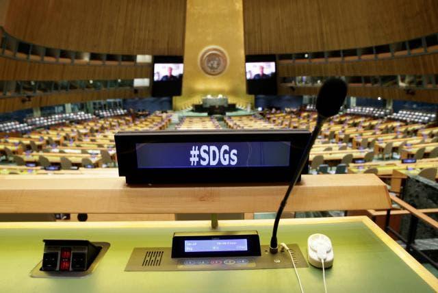 Una sola mujer habla en apertura de la Asamblea de la ONU y lo hace por video