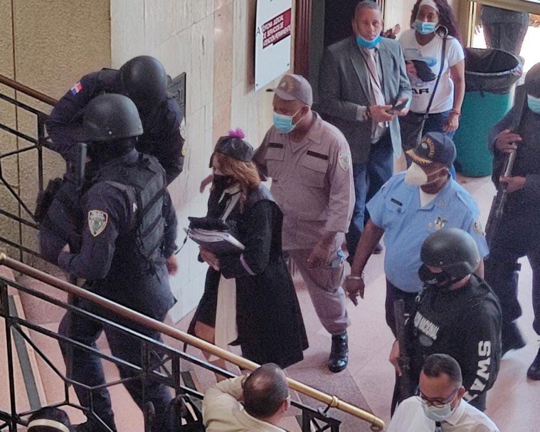 Jueza Borges reinicia coerción caso Falcón