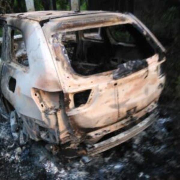 Aún sin identificar 3 hombres muertos en yipeta