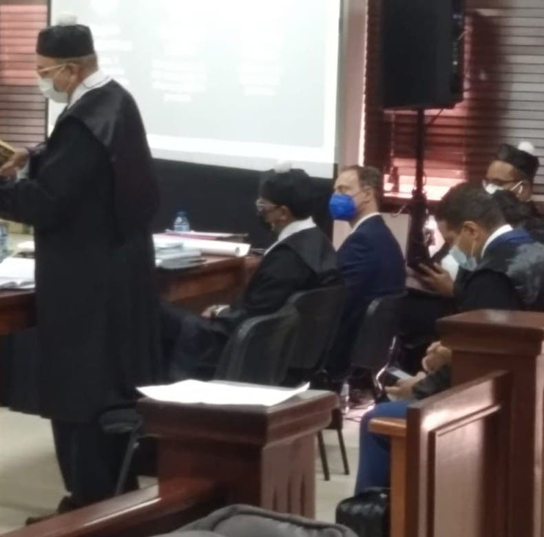 Jean Alain garantiza iría sin falta al tribunal