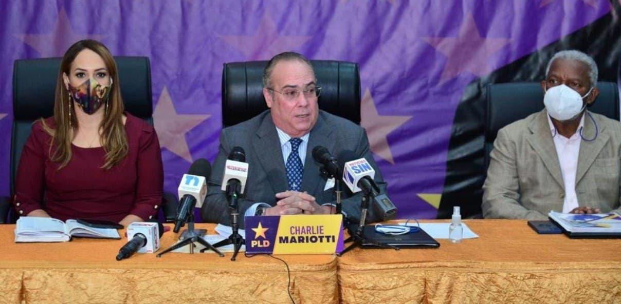 PLD dice analizará propuestas diálogo