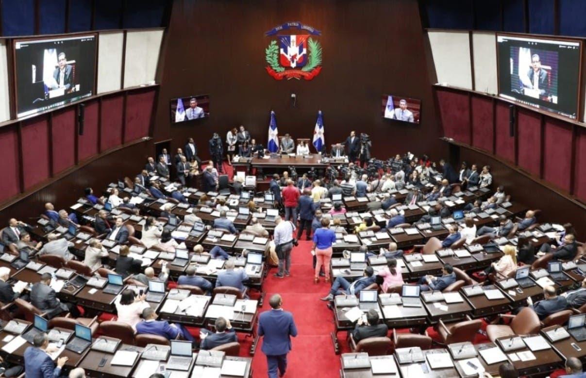 Fracasa sesión Cámara Diputados por falta quórum