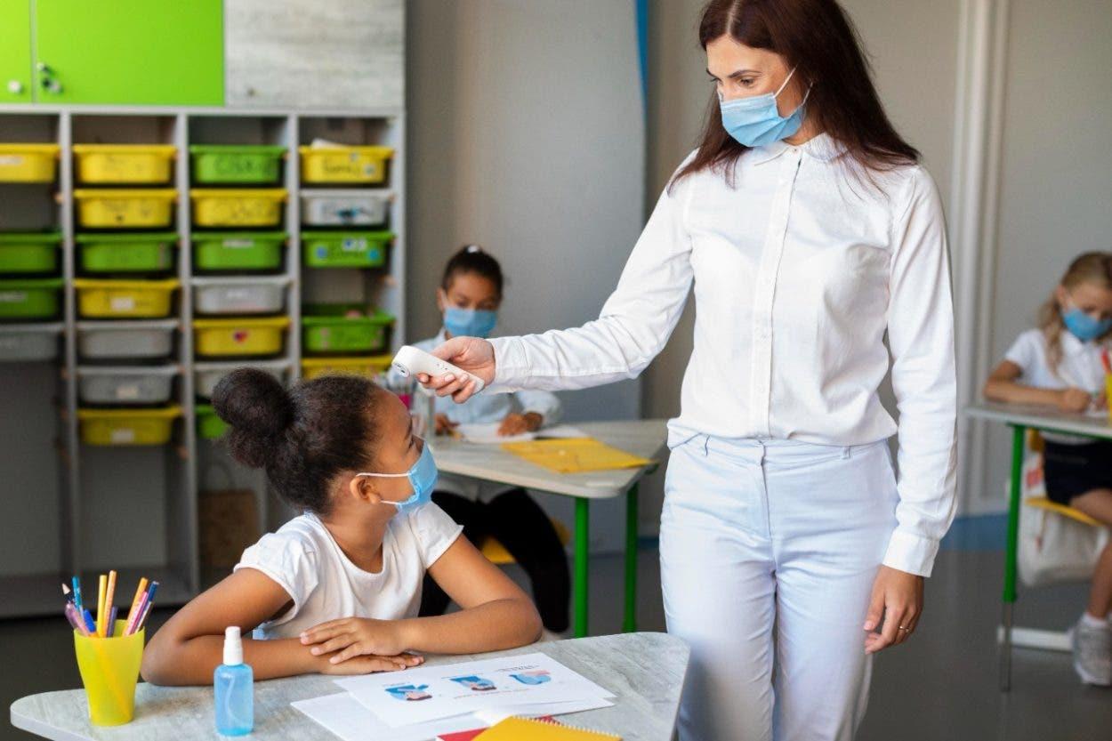 Precauciones para un regreso a clases seguro