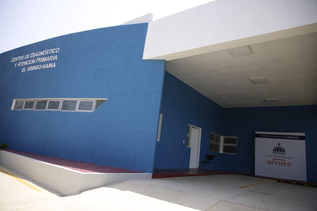 Presidente entrega Centro de Diagnóstico y Atención Primaria en Haina