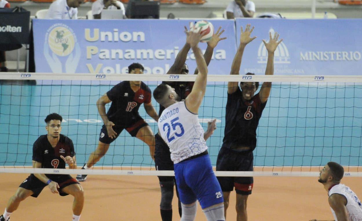 RD debuta en Panamericano de Voleibol Masculino