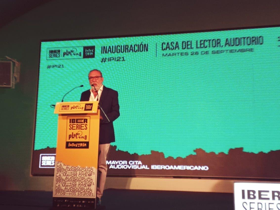 Madrid inaugura Iberseries Platino, la gran cita audiovisual iberoamericano