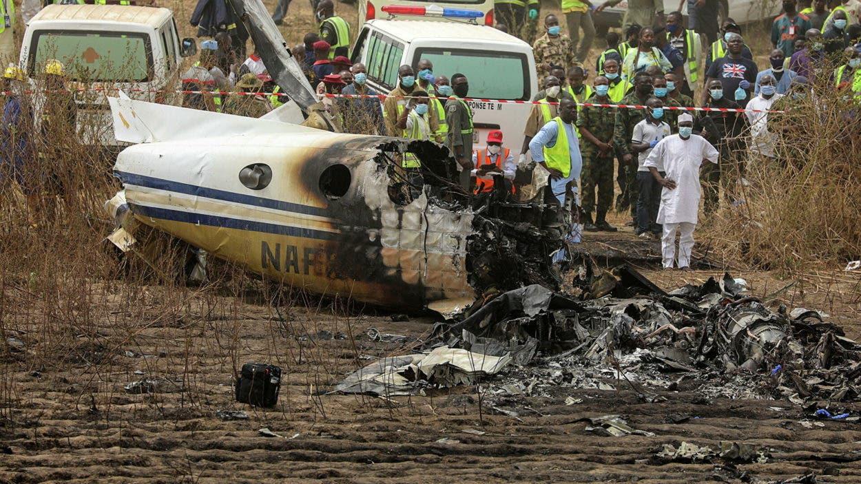 Un avión militar abate accidentalmente a civiles en Nigeria