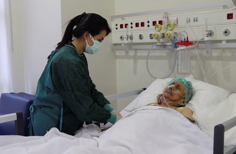 Mujer de 116 años sobrevive a covid