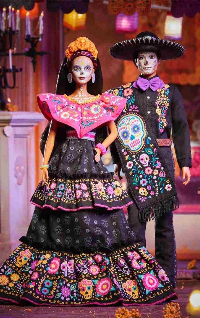 Barbie Día de Los Muertos 2021