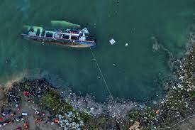 Se hunde barco en el suroeste de China; 10 muertos