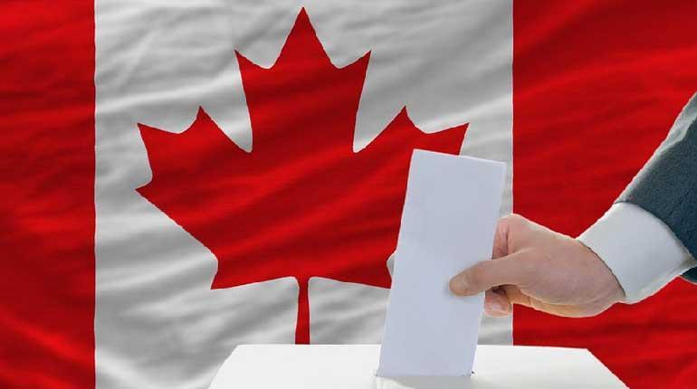 Canadá elige el lunes un nuevo Gobierno tras una bronca campaña electoral