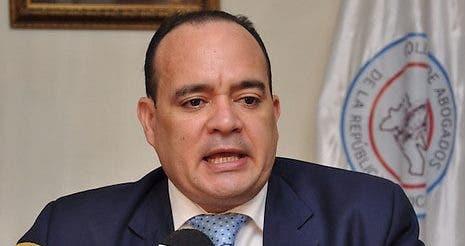 Abogados piden fiscalización