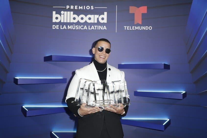 Daddy Yankee será honrado con Premio Billboard Salón de la Fama
