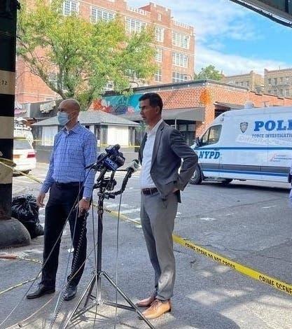 Demandan más presencia policial en Alto Manhattan
