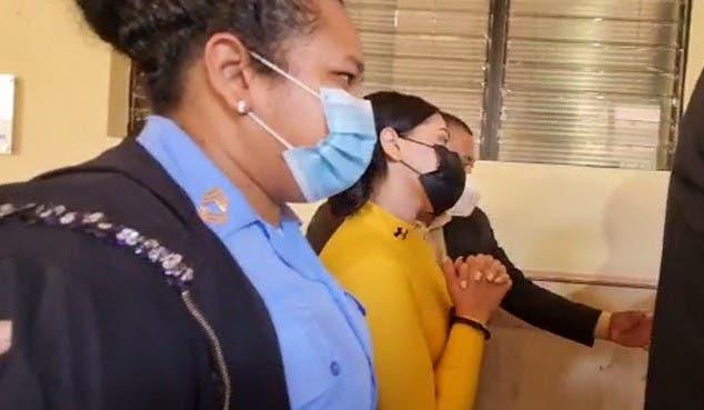 """Dianabel Gómez: soy acusada por """"conocer una persona"""""""
