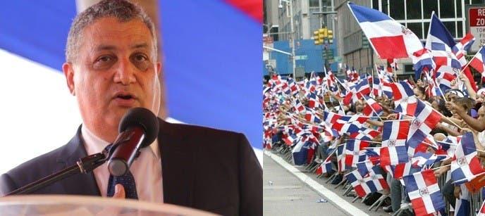 Valoran apoyo público PLD a Polanco