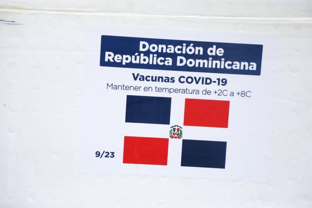 Haití rechaza donación de vacunas de RD