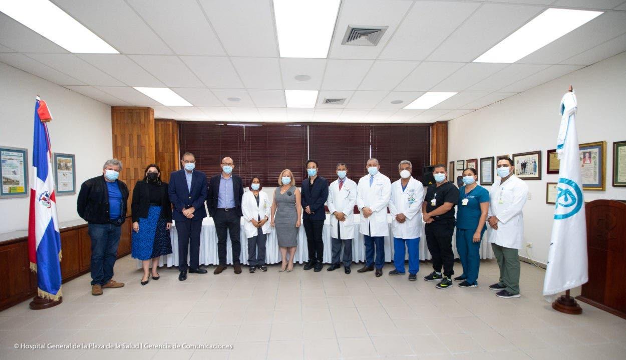 Realizan primer trasplante hepático pediátrico en el país