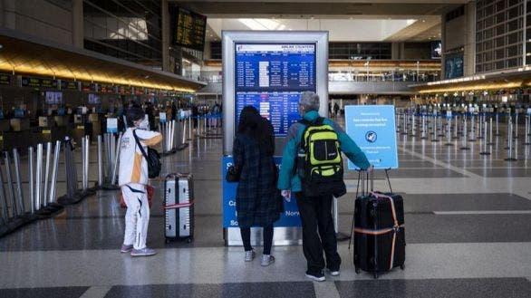 EEUU permitirá entrada de viajeros  vacunados desde noviembre