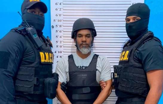 Extraditan a EEUU a De La Cruz Morales, apresado en caso Falcón