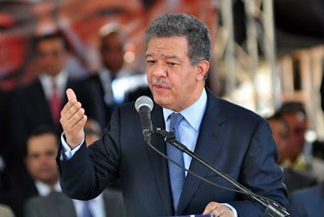 Leonel Fernández dice autoridades electorales deben reparar daño contra Yomare Polanco en elecciones exterior