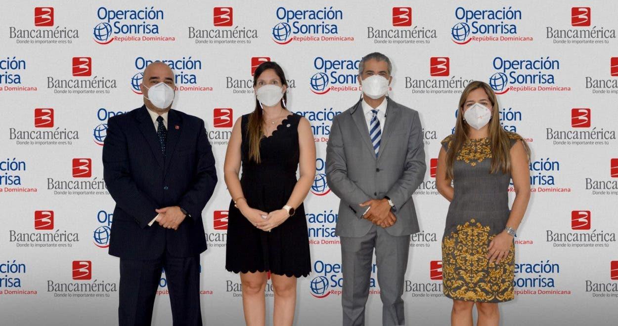 Fundación dice seguirá reconstruyendo labio y paladar a niños pobres
