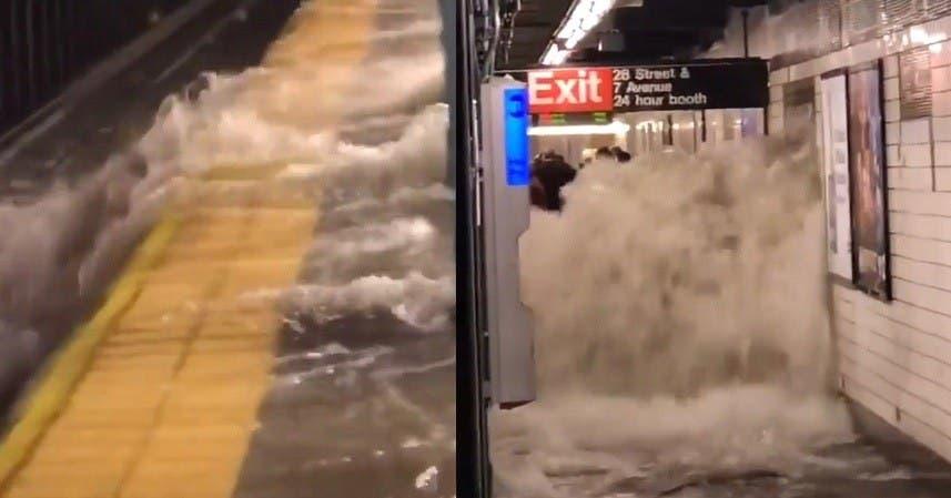El huracán Ida provocó grandes riadas en la ciudad de Nueva York causando inundaciones que dejaron al menos 42 muertos. En ese sentido, la gobernadora Kathy Hochul solicitó al presidente Joe Biden la declaratoria de desastre para la ciudad.