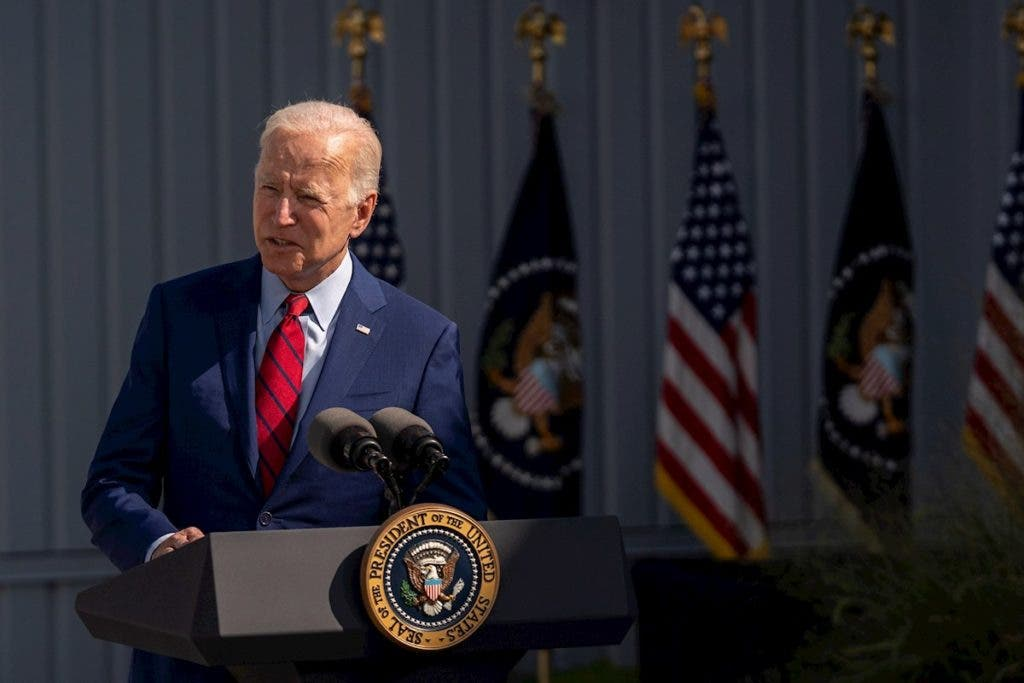 Joe Biden, llamó a la unidad en su país y a dejar atrás el miedo,  con motivo del vigésimo aniversario de los atentados del 11-S
