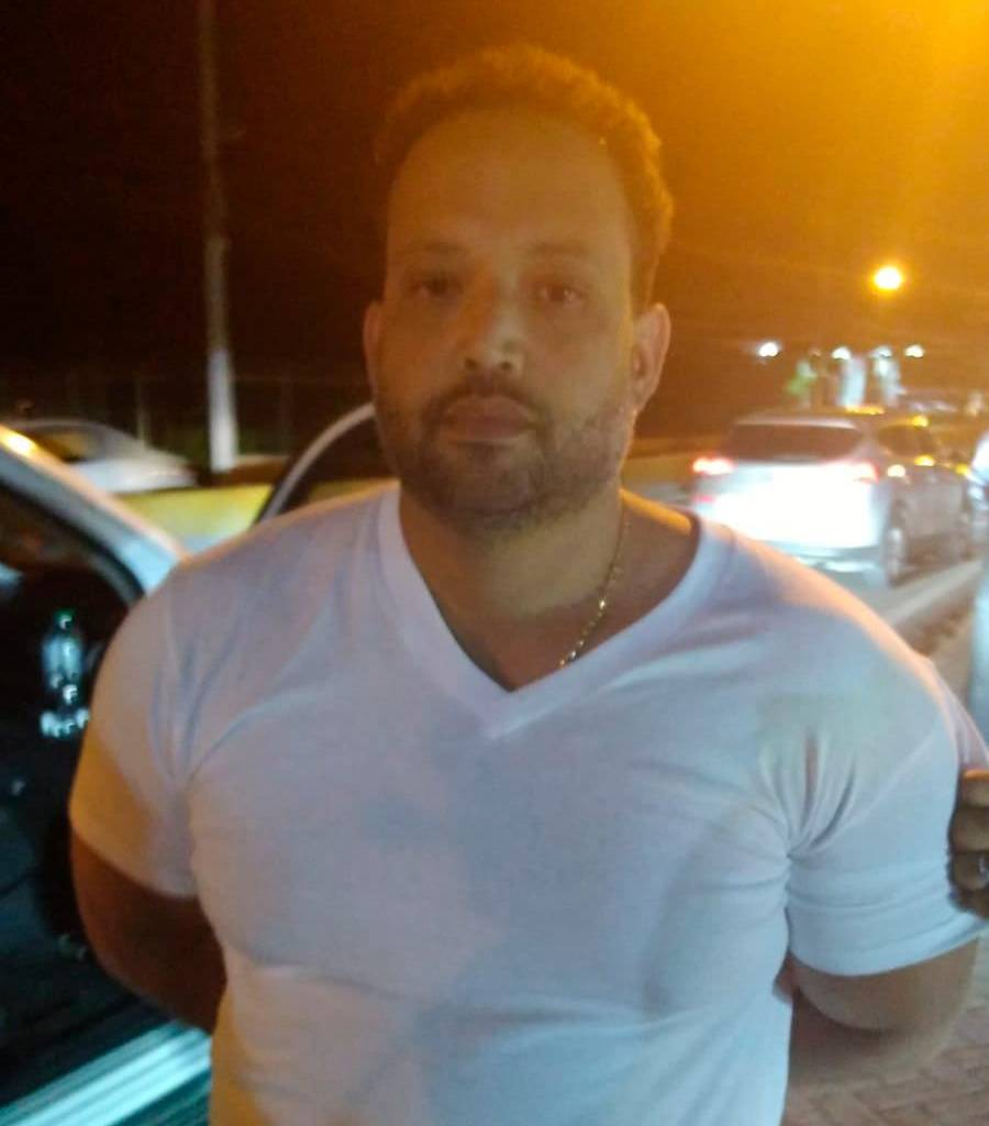Juan Carlos Mosquea, uno de los implicados en Caso Falcón. Este viernes la jueza Iris Borges aplazó la medida de coerción a 21 personas vinculadas a la red.
