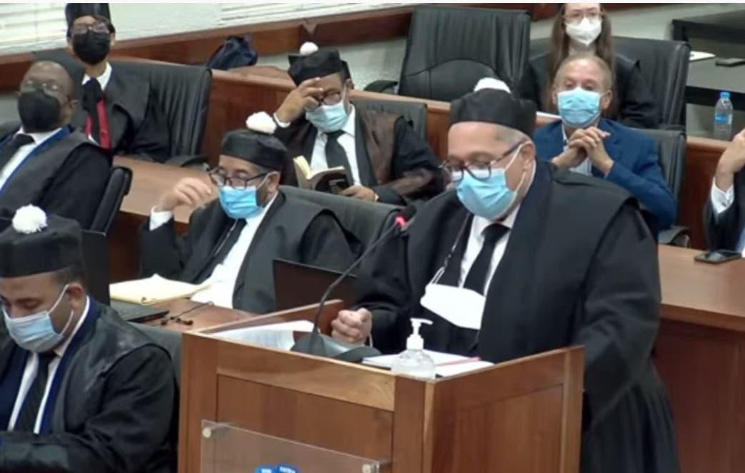 Juicio Odebrecht en fase final con replicas de abogados
