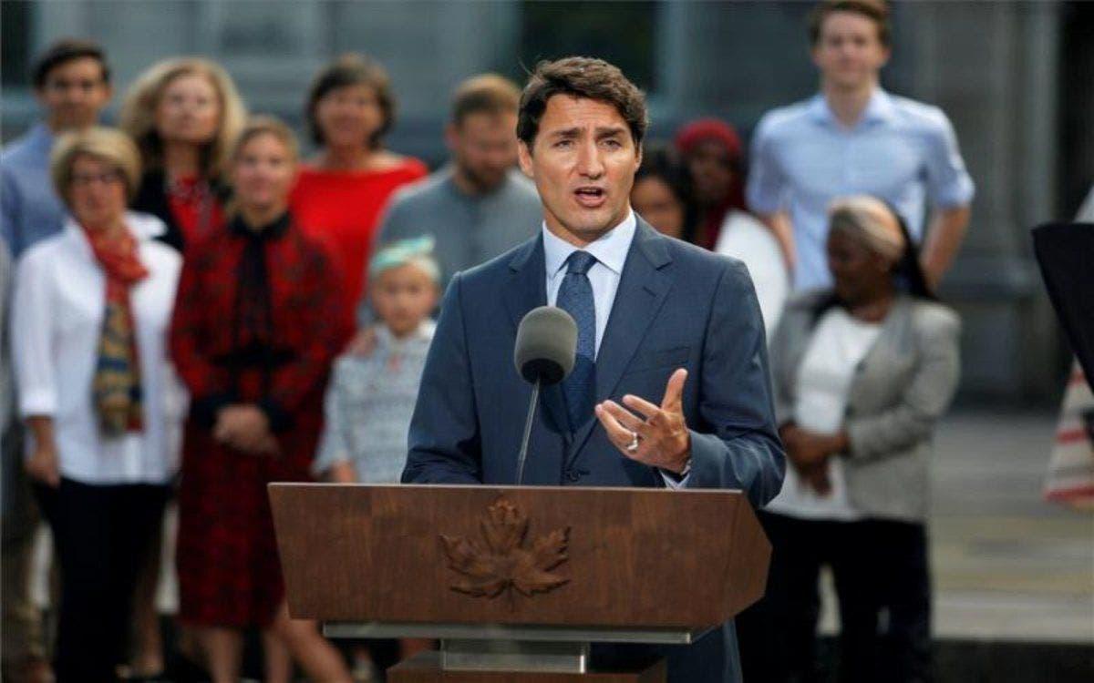 Justin Trudeau se juega su futuro en las elecciones canadienses