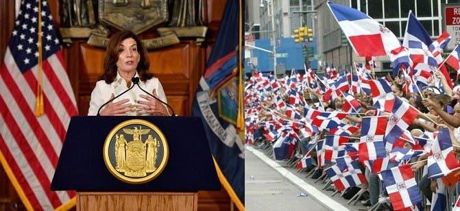 Leyes firmadas en NY beneficiarán dominicanos