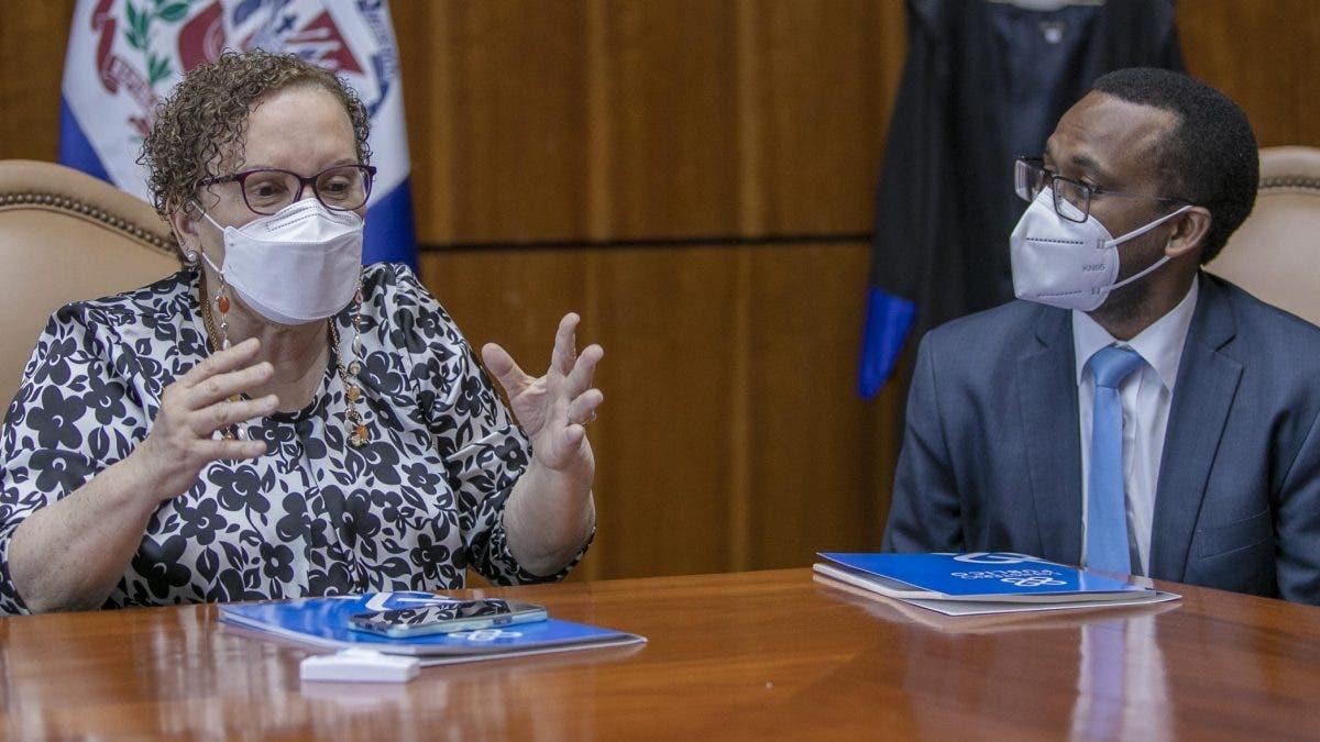 Miriam Germán se reúne con fiscales caso Falcón