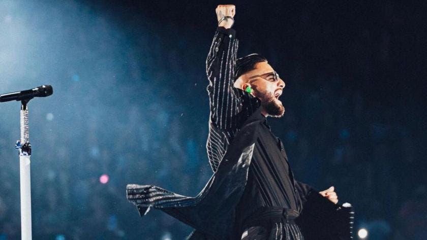 Maluma apunta a Hollywood tras exitoso concierto