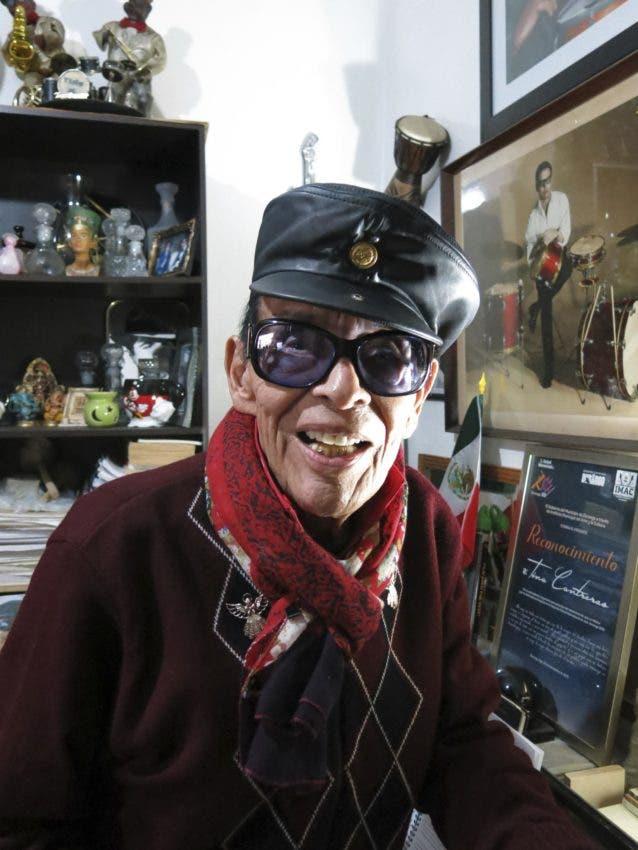 Muere Tino Contreras, jazzista pionero mexicano